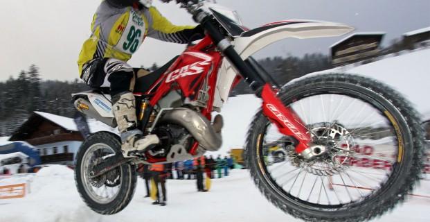 Winter- Motocrossrennen